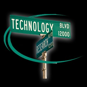 technology end park sign prima gardens development opportunity site